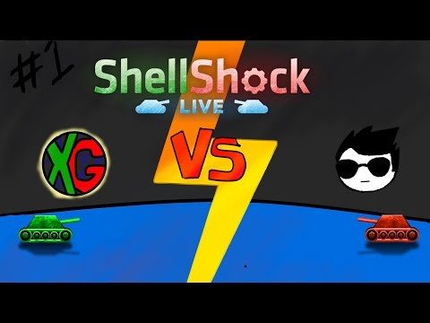 **NEW SERIES W/ DATA!   PRG #1   ShellShock Live!