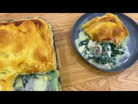 Mulloway Fish Pie - Same Dish, New Fish