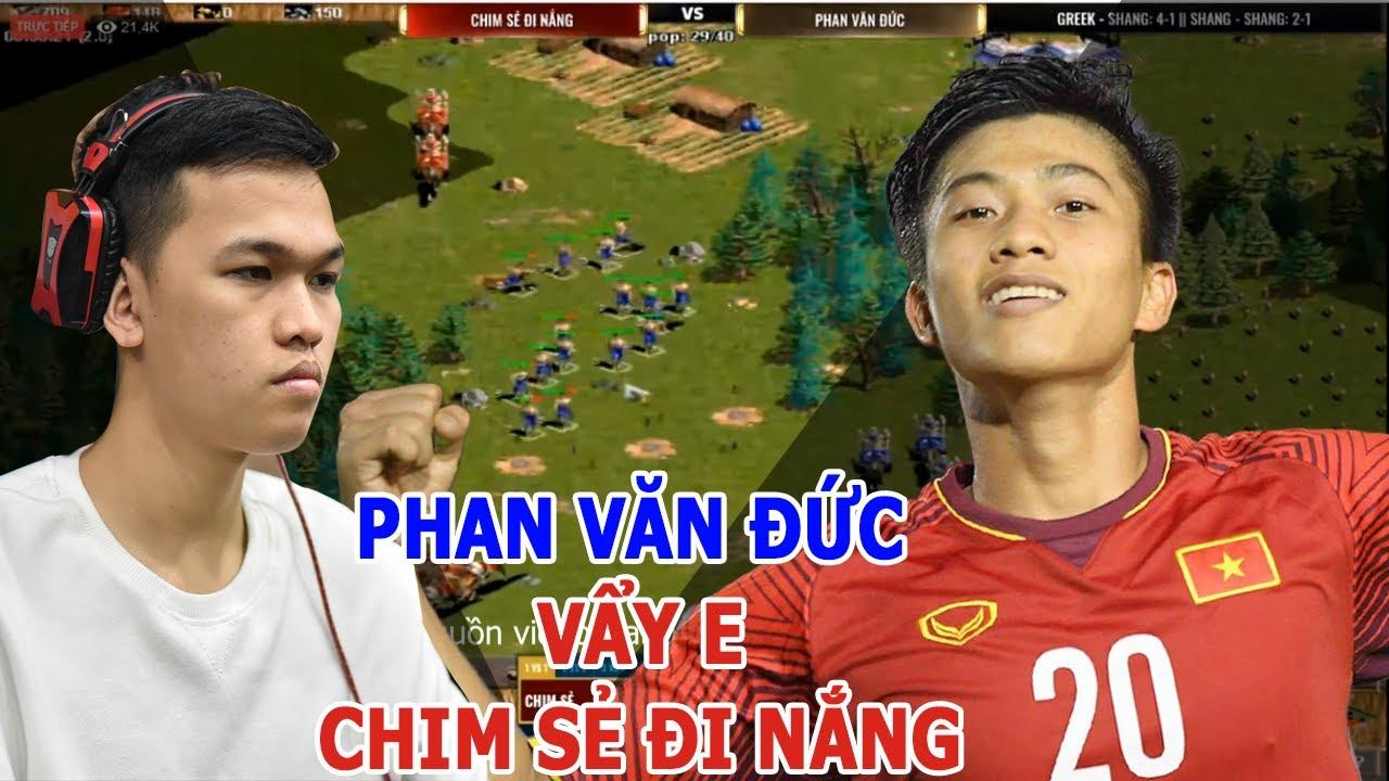 Chim Sẻ Đi Nắng gõ 23 trước pha vẩy E của Phan Văn Đức - YouTube