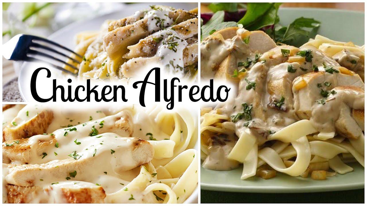 Chicken Alfredo! Pollo Alfredo! (how To Make)