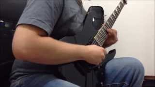 Yngwie Malmsteen - Overture 1622 (cover)