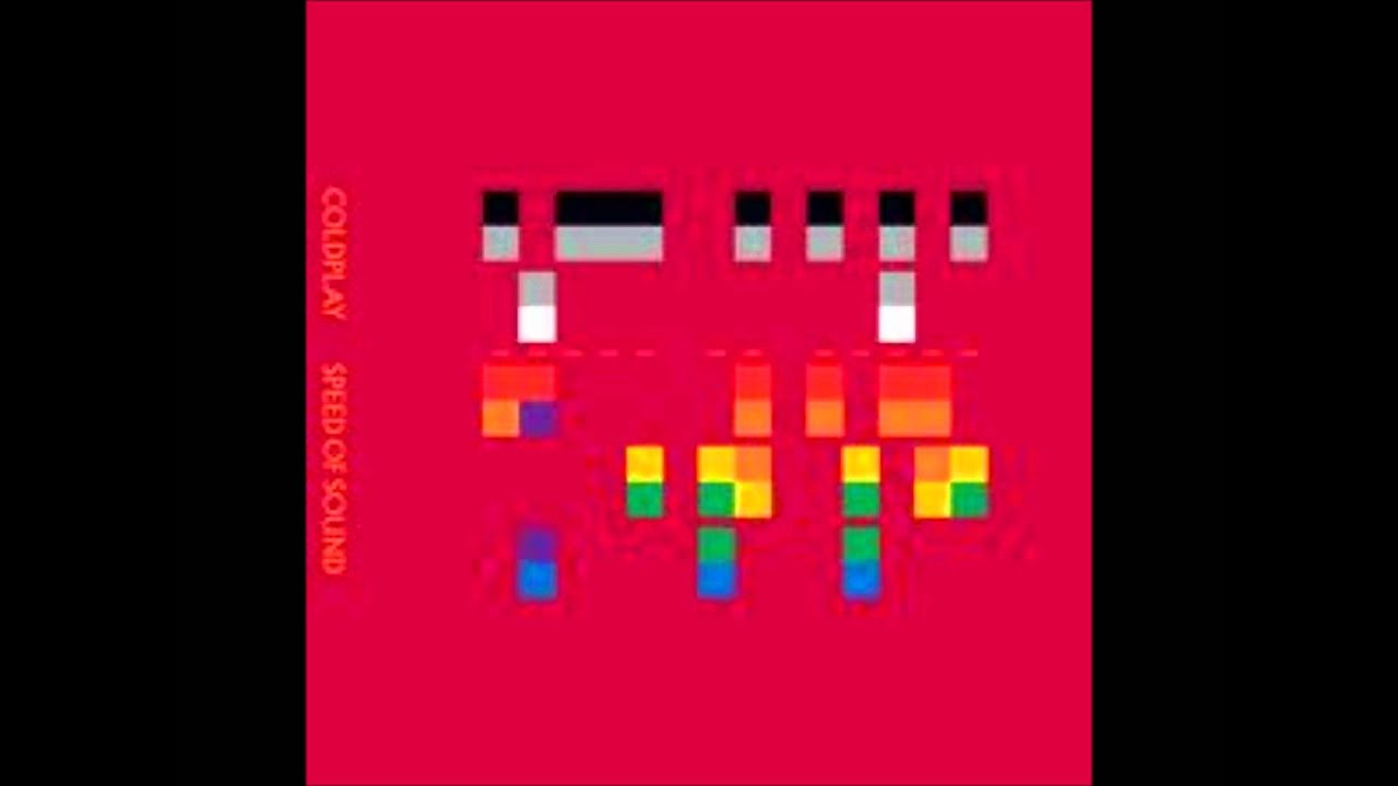 Coldplay Speed Of Sound Lyrics In The Description Youtube