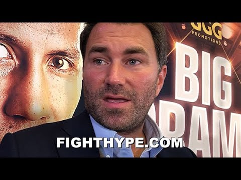 """EDDIE HEARN CONFIRMS MIKEY GARCIA """"JUMP SHIP"""" OFFER; SAYS """"NOT JUST MIKEY"""", MORE """"BIG NEWS"""" COMING"""