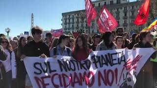 Fridays for future in Puglia