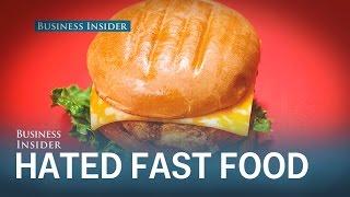 Burger King Premium Burgers (Food)