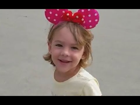 Little girl's reaction after finding out she's at Disney World