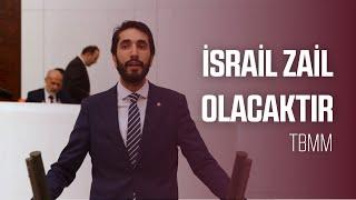 İnanıyoruz ki Filistin özgürleşecek ve İsrail zail olacaktır! - TBMM - 14.11.2019