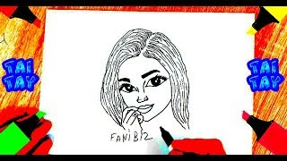 Как нарисовать ЛИЦО | Рисунки девушек
