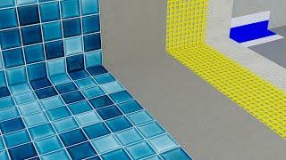 как правильно сделать гидроизоляцию бассейна