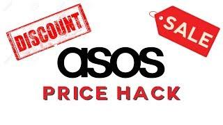 ASOS PRICE HACK