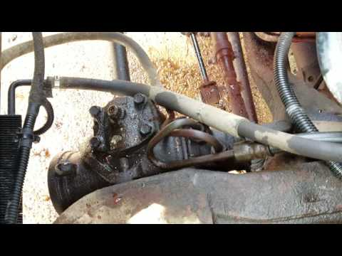 fixing steering wheel sway in car or truck Dodge Ram steering adjustment loose steering.
