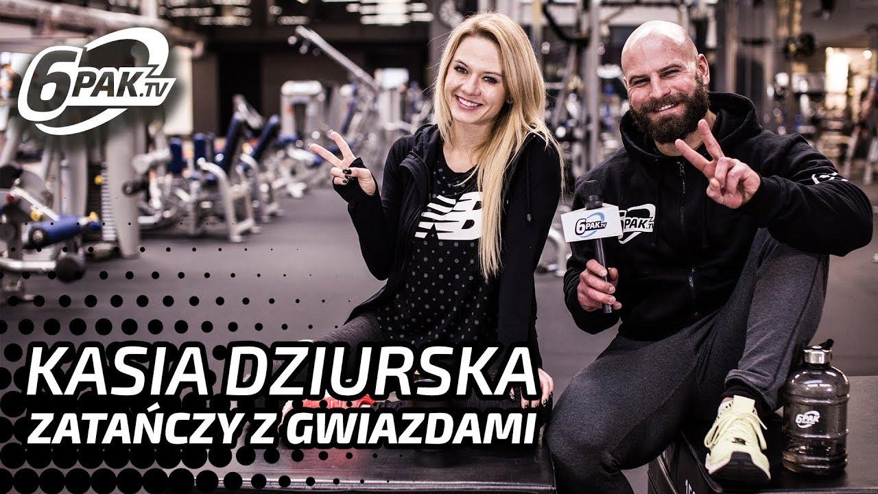 Kasia Dziurska dla 6PAK.TV – O początkach, sukcesach i Tańcu z Gwiazdami | 4K
