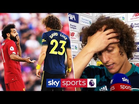 David Luiz explains