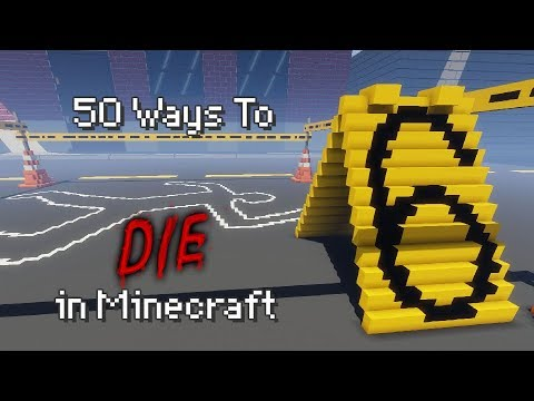 50 Ways to Die in Minecraft - Part 6