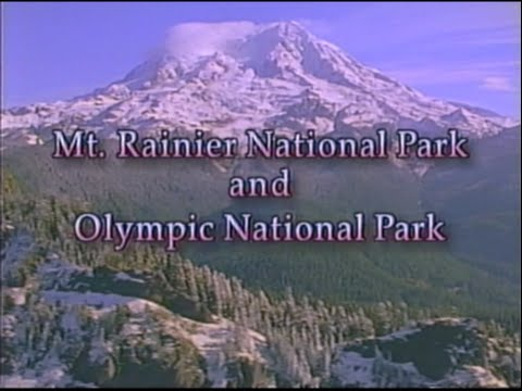 Readers Digest: Mt. Rainier & Olympic National Parks