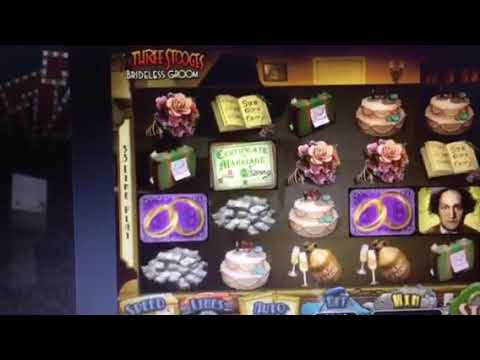 Lucky Red Casino Free Play! Three Stooges!