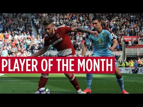 Nominees for the Ramsdens.tv March Player of the Month