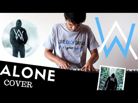 ALAN WALKER - ALONE - ACOUSTIC PIANO COVER