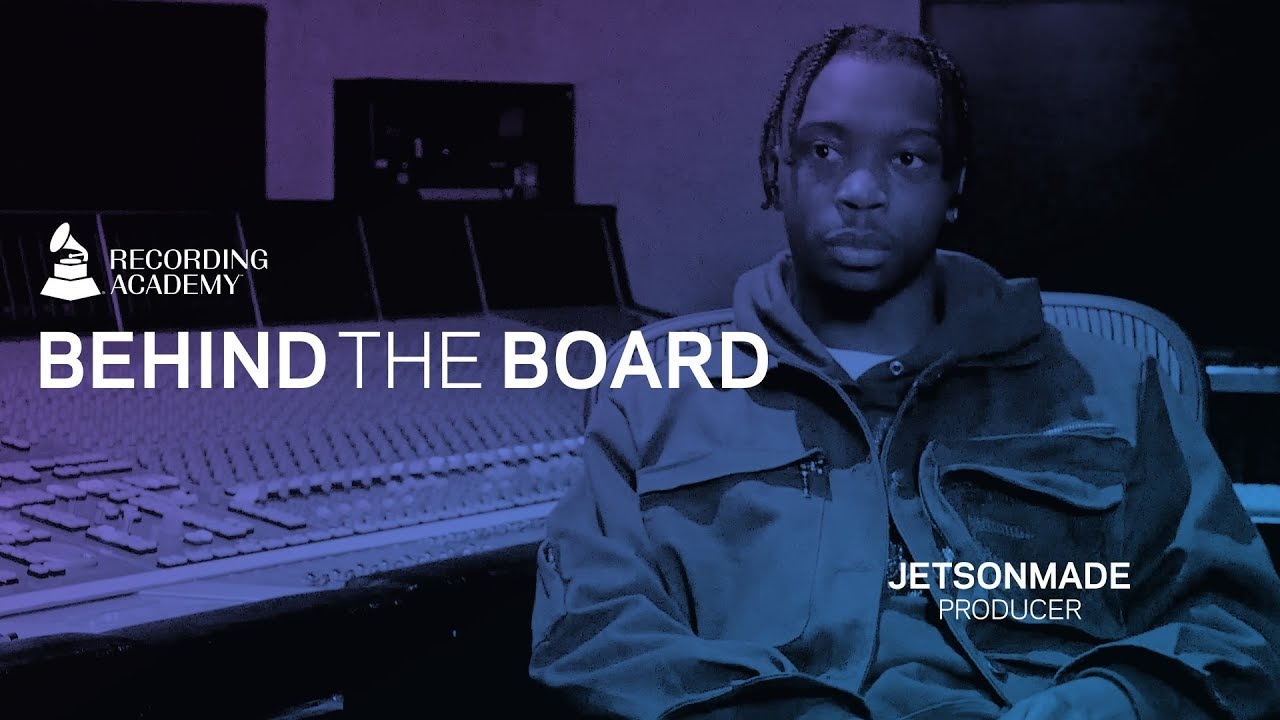 "Jetsonmade On Producing ""Suge"" With Dababy & What Makes A Great Record"