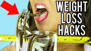 TESTING: Weight Loss Hacks & Gadgets for 10+ pounds LESS! NataliesOutlet