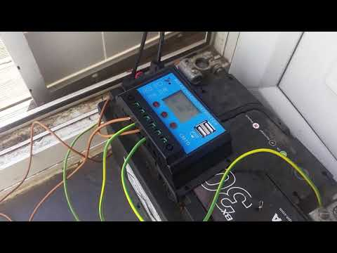 Phono Solar 255w Solar Panel Test - Off grid workshop