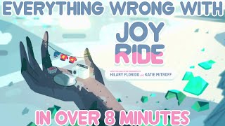 """Everything Wrong With Steven Universe's """"Joy Ride"""" In Over 8 Minutes"""