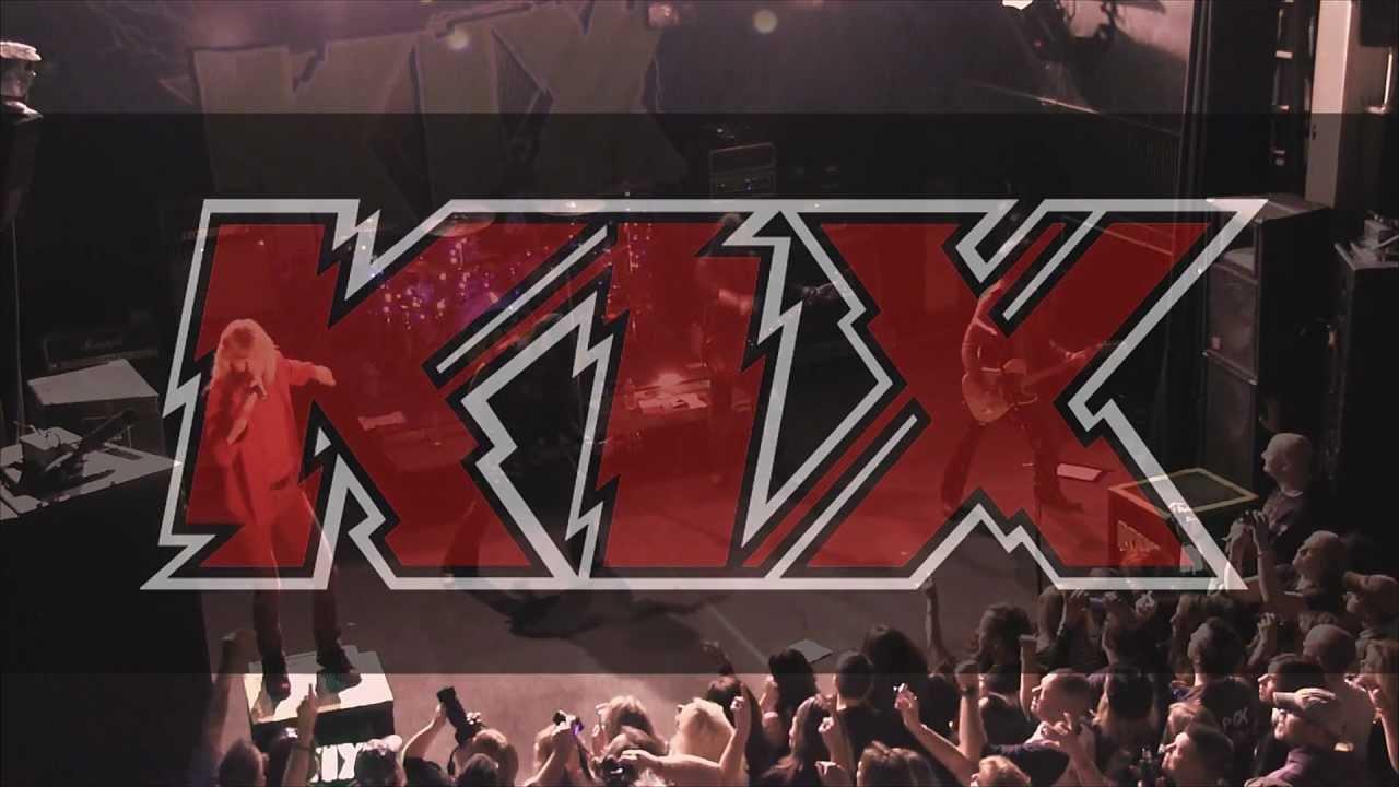 KIX - Lie Like A Rug (live 12-8-2012
