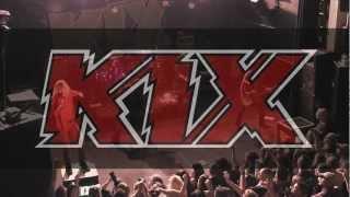 KIX - Lie Like A Rug (live 12-8-2012)