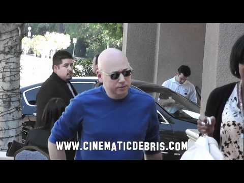 Evan Handler Signs Autographs at 'Californication' Press Event