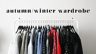 MINIMALISM SERIES | Autumn/Winter Capsule Wardrobe Declutter