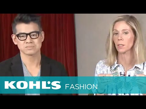 Peter Som Shoppable Hangout - Fashion for Everyday Life | Kohl's