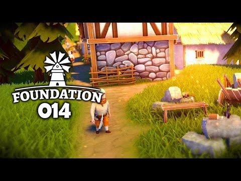 FOUNDATION 🏡 014: Neues Land aus zweiter Hand
