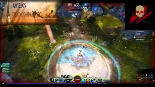 Guild Wars 2 PvP Match DC 4 man Gaurd PoV