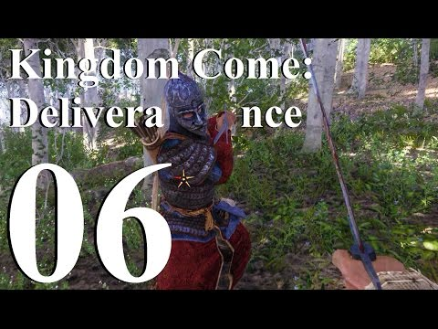 Let's Play Kingdom Come: Deliverance - Ep6 - Attacking the Cumans!