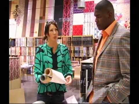 Sabina Vavra  Keyshawn Johnson: Tackling Design
