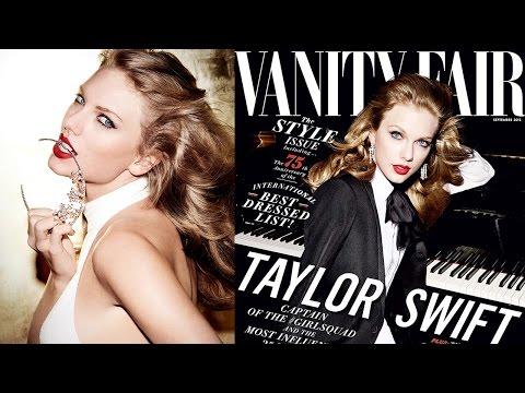 Taylor Swift en Vanity Fair collection
