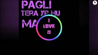 New song Tu he khuda    Tu mera sansar    Sad song soft DJ version    💖by Gaurav Raut💖