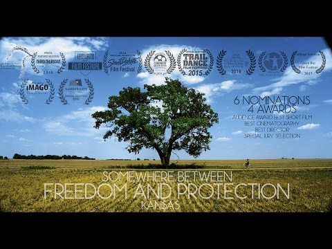 Somewhere Between Freedom and Protection, Kansas - Short Film