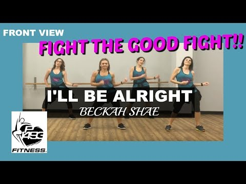 I'LL BE ALRIGHT || BECKAH SHAE || P1493 FITNESS || CHRISTIAN FITNESS