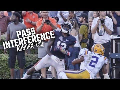 Correcting penalty issues a focus for 'undisciplined' Auburn