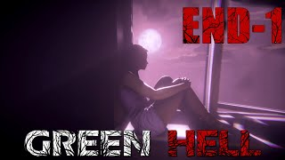 NON-TRUE ENDING! - Green Hell PC Horror Game Gameplay with Oshikorosu. [11]