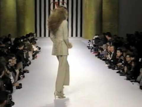 Valentino Fall 1994 Fashion Show (full pt.2)
