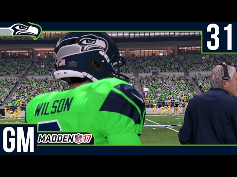 Madden NFL 17 Owner Mode (Seattle Seahawks) [Deutsch/60FPS] #31 Color Rush Action