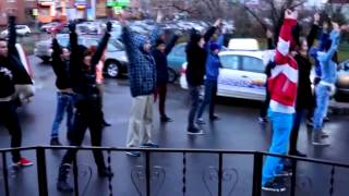 Флешмоб на день рождения (Красноярск) - Лучший танцевальный флешмоб #ФМ2013