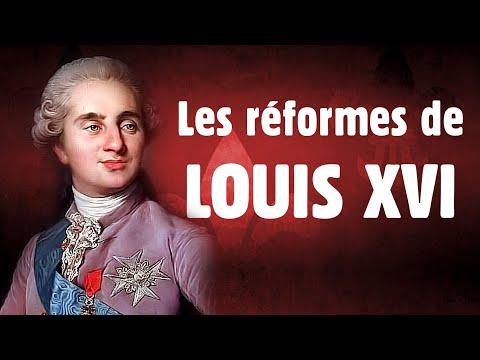 Les réformes de Louis XVI - YouTube