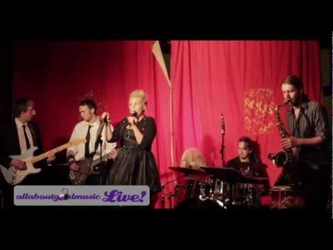 Amy Winehouse - Me and Mr Jones (Live Cover by Nikki Garnett) | All About Good Music Live