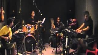 Lala and Jovit's Dahil Mahal Kita (band rehearsal)