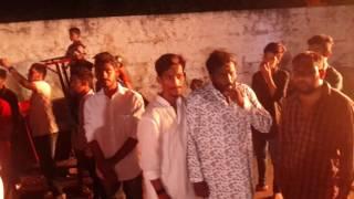 Gowlipura mekal Sai Anna Ganesh Nimarjanam 2016