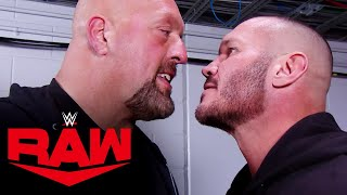 Randy Orton confronts Big Show: Raw, Jan. 4, 2021
