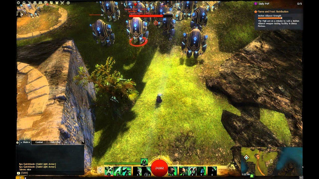 Guild Wars 2 Necromancer Plague Form - YouTube